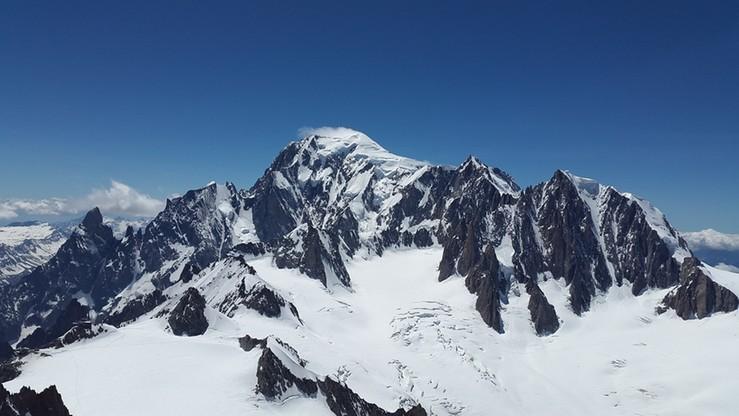 Polak zginął w masywie Mont Blanc