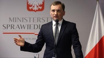 Ziobro: polskie sądy należą do najłagodniejszych w orzekaniu kary za gwałty