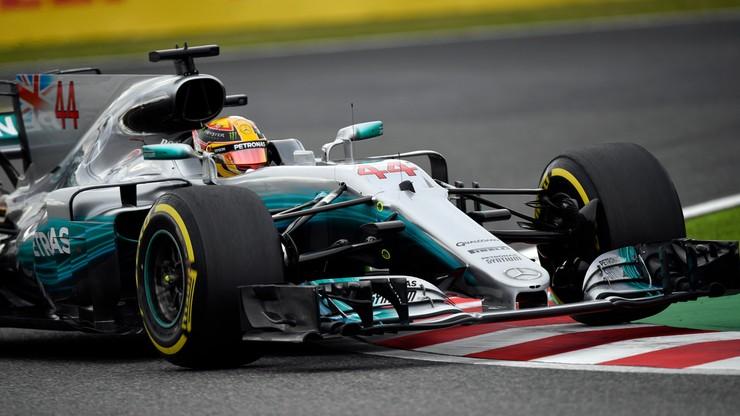 Formuła 1: Pole position Hamiltona na Suzuce