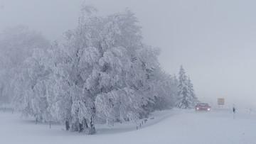 28-04-2016 12:11 Śnieżyce w Austrii. 9 tys. gospodarstw bez prądu