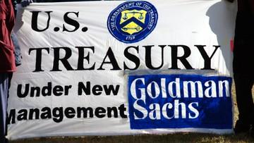 2016-12-10 Finansista z Goldman Sachs w rządzie Trumpa. To już drugi