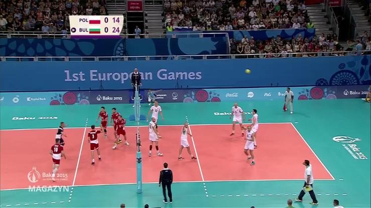 Polska - Bułgaria 2:3. Skrót meczu