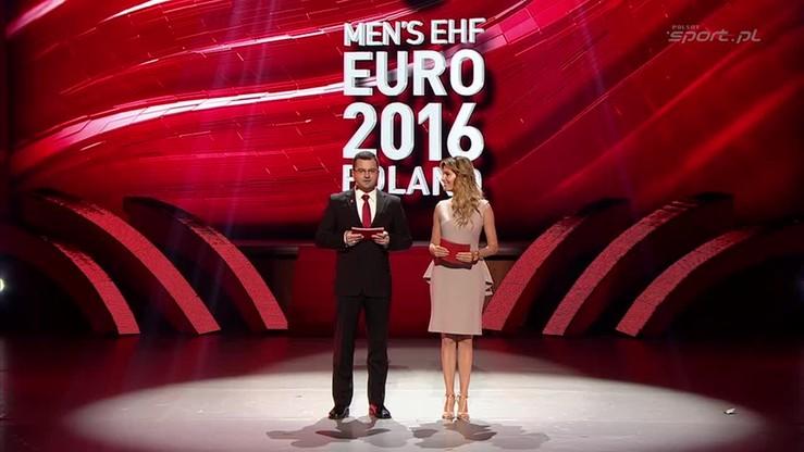 Losowanie grup EHF Euro 2016