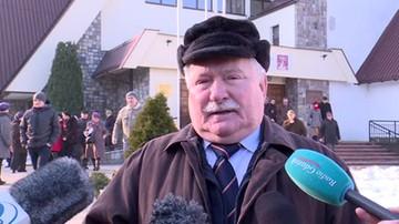 Wałęsa: nie wygrają ze mną. Po mojej stronie jest prawda