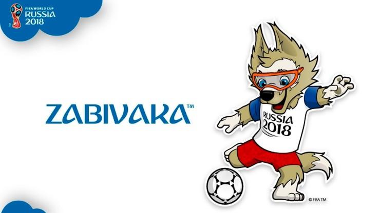 MŚ 2018: Wilk Zabiwaka maskotką turnieju