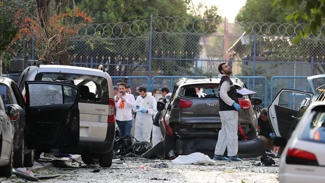 Stambuł: wybuch bomby,co najmniej 10 osób rannych