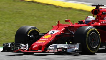 2017-11-12 Formuła 1: Zwycięstwo Vettela na Interlagos