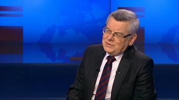 Nałęcz o wyborach władz PiS: Okazja do złożenia hołdu prezesowi