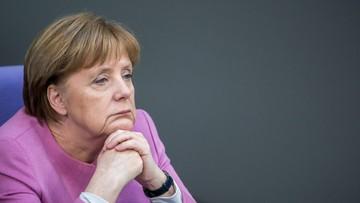 16-03-2016 14:33 Merkel chce europejskiego rozwiązania problemu imigrantów w UE
