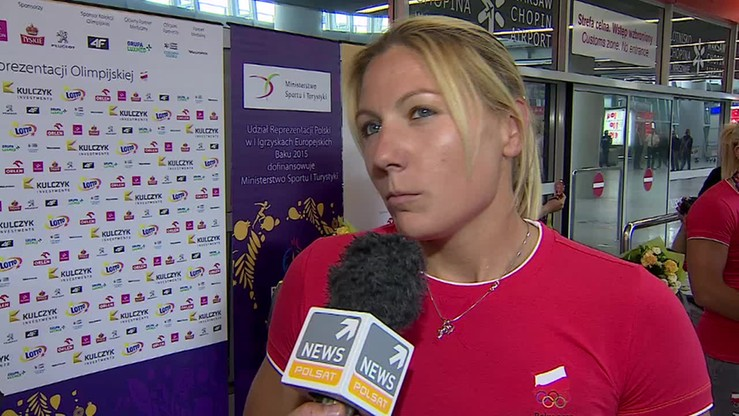 Wojnarowska: O zdobyciu medalu zadecydowała siła woli