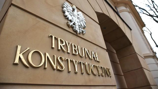 TK umorzył sprawę 10 uchwał Sejmu ws. sędziów TK