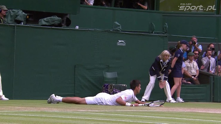 Djokovic na deskach!