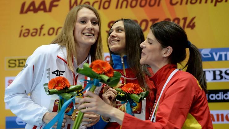 Mistrzyni olimpijska w skoku wzwyż: Teraz czas na mistrzostwo świata