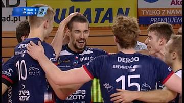 2016-10-26 ZAKSA zgarnęła trzy punkty w Radomiu