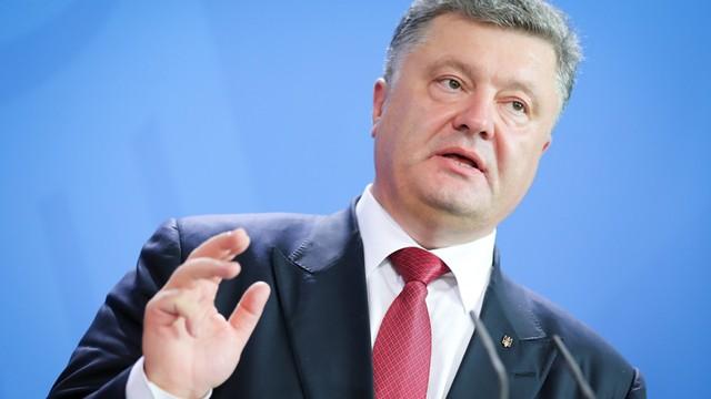 Ukraina: Biuro antykorupcyjne bada oskarżenia pod adresem Poroszenki