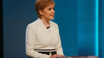 13-06-2016 17:56 Szkoci mogą zapobiec Brexitowi - szefowa szkockiego rządu