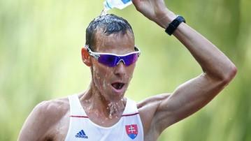 2016-12-23 Chodziarz Matej Toth sportowcem roku na Słowacji