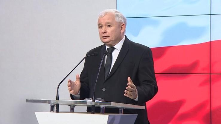 Prezes PiS odwołał szefów struktur partii w kilku okręgach