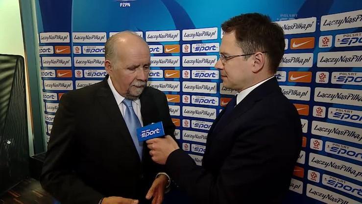 Andrzej Person: Tym meczem dołączyliśmy do Europy
