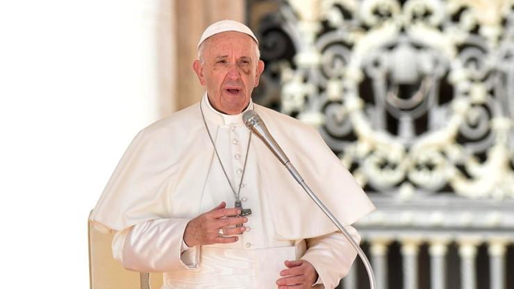 Franciszek: kościół za późno zajął się sprawą pedofilii