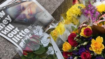 """24-05-2017 15:10 """"Żałoba nie wystarczy"""". Brytyjskie media po zamachu w Manchesterze"""