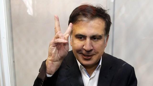 Ukraina: Sąd nie zgodził się na aresztowanie Saakaszwilego