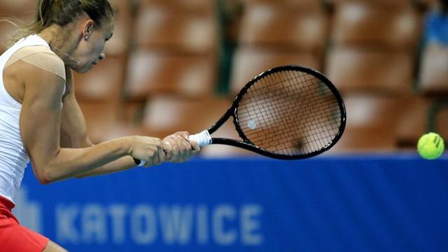 Koniec wielkiego tenisa w Katowicach - turniej WTA przeniesiony do Szwajcarii