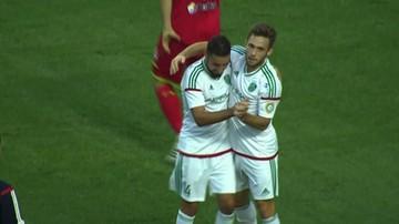 2015-09-22 Drugi gol Rybusa w sezonie. Strzelał też Sadajew (WIDEO)