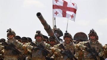 11-05-2016 18:25 Gruzja: manewry z udziałem żołnierzy USA i Wielkiej Brytanii