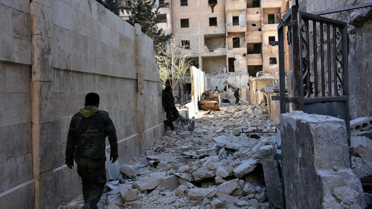 """Katastrofa humanitarna w Aleppo. Francja chce """"natychmiastowego"""" posiedzenia ONZ"""