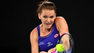 19-01-2017 10:32 Radwańska odpadła z Australian Open. Przegrał też Djokovic