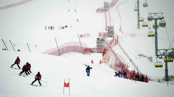 Alpejski PŚ: Nie będzie powtórki supergiganta w St. Moritz