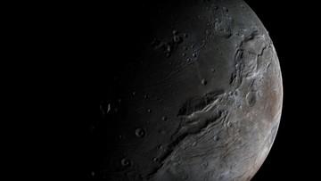 11-01-2016 15:15 Lot nad Charonem. NASA opublikowała niezwykły film