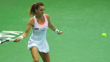 04-03-2016 14:28 Agnieszka Radwańska znów z najlepszym zagraniem! 84 proc kibiców zachwyciła akcja w meczu z Vinci