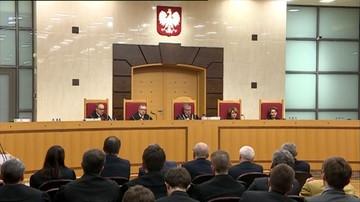 TK: sędziów już wybrano, niepotrzebny przepis ws. wyboru nowych