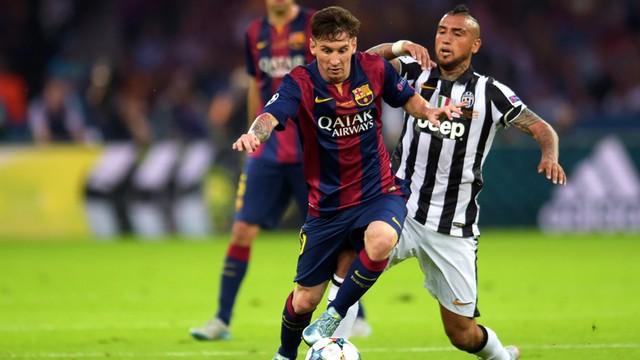 Lionel Messi kończy 30 lat