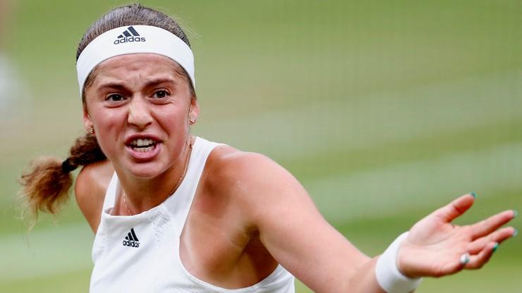 Ostapenko dla tenisa rzuciła... karierę tancerki