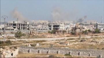 04-11-2016 18:39 Rozejm w Aleppo nie umożliwił ewakuacji ani dostarczenia pomocy