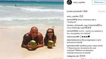 2016-07-25 Palmy, kokosy i słoneczne plaże, czyli wakacje Szpilki