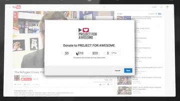 28-01-2016 11:37 Nowa funkcja na YouTube. Oglądaj i wspieraj fundacje charytatywne - także w Polsce