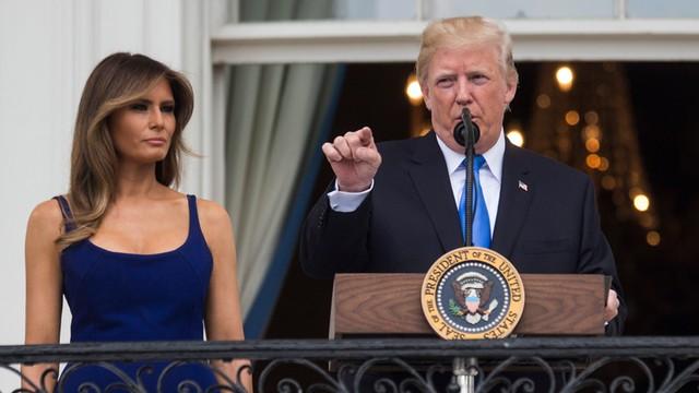 To już dziś. Donald Trump przyjedzie do Polski