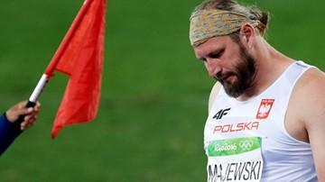 05-09-2016 22:06 Tomasz Majewski zakończył sportową karierę