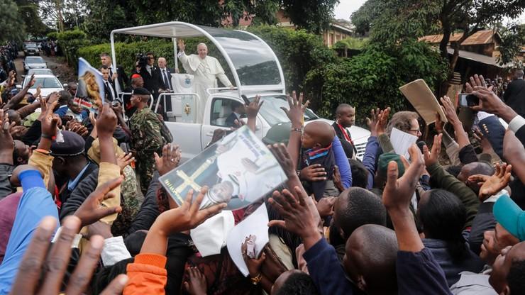 Spotkanie papieża z młodymi. Trzeci dzień pielgrzymki w Afryce