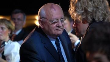 09-07-2016 14:48 Gorbaczow: NATO chce niemalże wypowiedzieć Rosji wojnę