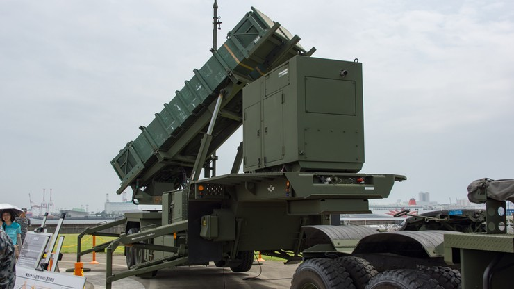 Rumunia planuje zakup pocisków rakietowych Patriot
