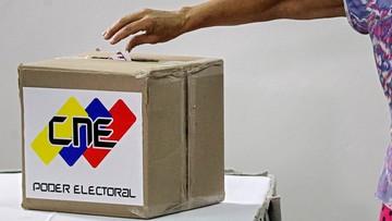 Wybory w Wenezueli. Zabito sekretarza młodzieżówki partii opozycyjnej