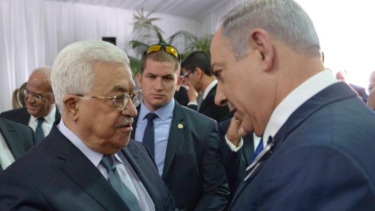 """""""To jest upokarzające"""". Palestyńczycy nie zaakceptowali udziału Abbasa w pogrzebie Peresa"""