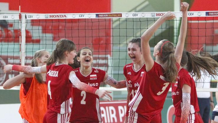 Drugie zwycięstwo polskich siatkarek w eliminacjach ME