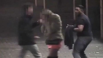 16-03-2017 14:02 Brytyjska policja opublikowała nagranie z ataku na Polkę