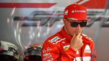 2017-08-22 Raikkonen zostaje na kolejny sezon w Ferrari